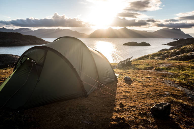 Best camping tents for tall people