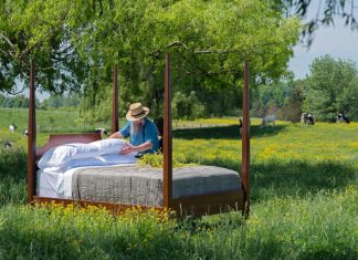 best camping cot for two persons