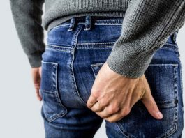 how to avoid chafing buttocks