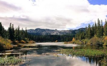 best lakes in mammoth california