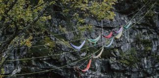How to Hang a Hammock Without Trees