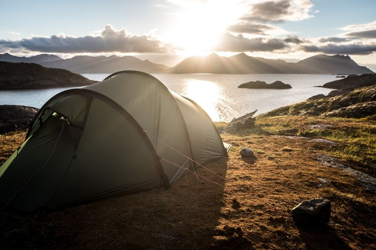 What is a Walk-Up Campsite