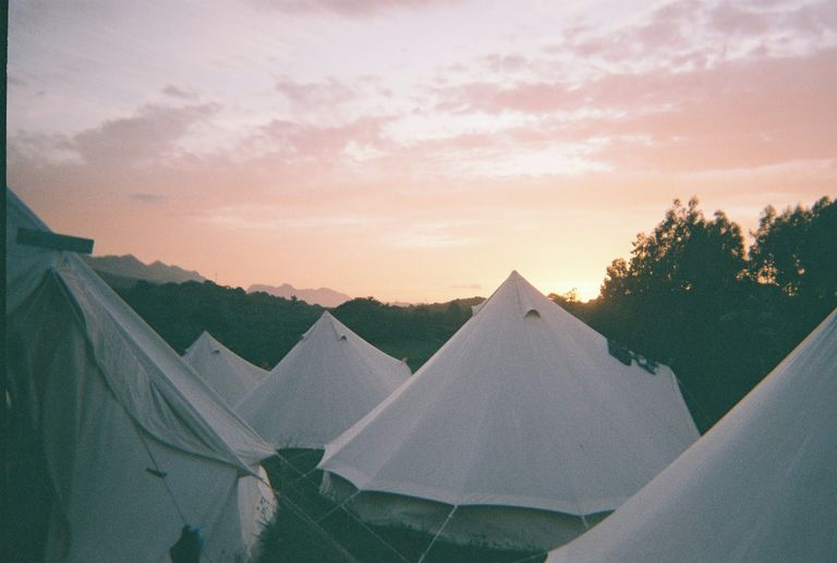how to waterproof canvas tents